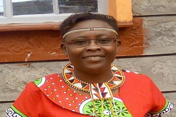 Annabell Kwaye- Vice Secretary