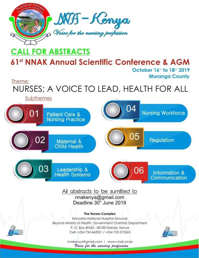 The 61st Annaul Nurses Scientific Conference and AGM (1)The 61st Annaul Nurses Scientific Conference and AGM (1)